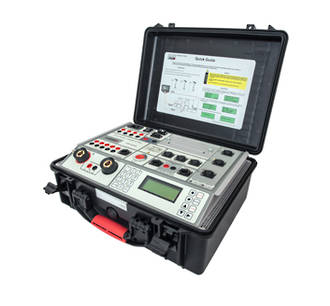 DV-Power CAT-II Series Circuit Breaker Analysers
