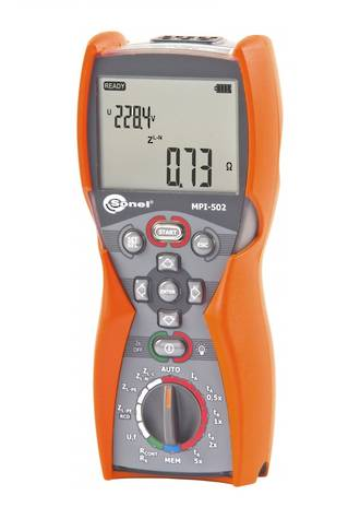 Sonel MPI-502 Multifunction Tester - CAT IV
