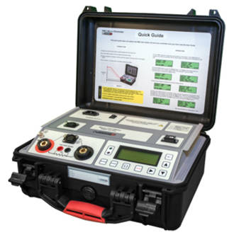 DV-Power Micro Ohmmeters – RMO-D series