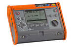 Sonel MRU-120 Earth Resistance and Resistivity Tester - CatIV